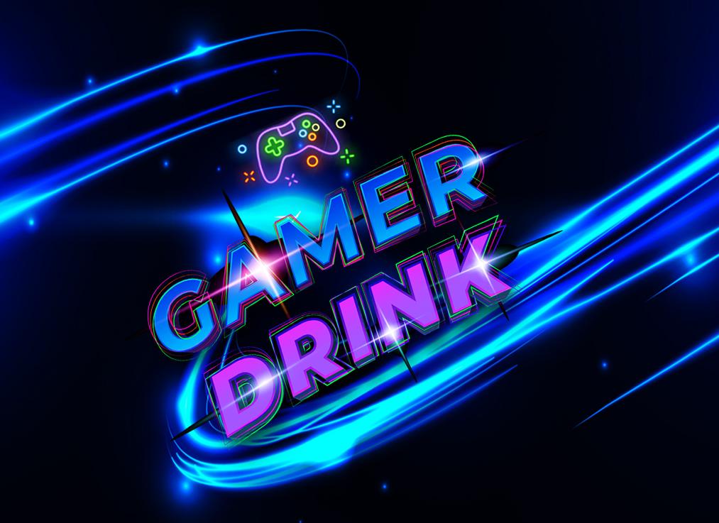 AKRAS Flavours Gamer Drink Beverage Trend