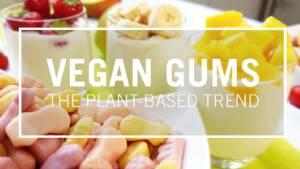 Akras Flavours Austria Vegan Gums Plant Based Food Trend