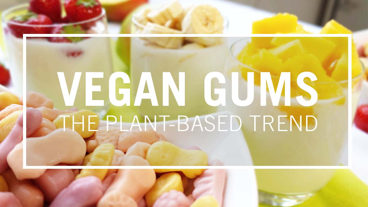 AKRAS Flavours Vegan Gums Confectionery Plant-Based Trend Thumbnail